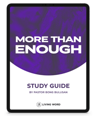 More Than Enough Study Guide